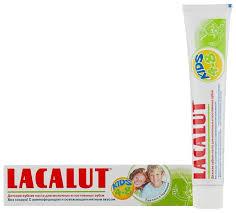 <b>Зубная паста</b> Lacalut Kids <b>4-8</b> лет — купить по выгодной цене на ...