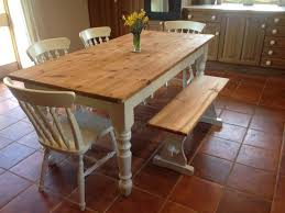 Farm Style Dining Room Tables Dining Wooden Farmhouse Dining Table Dining Bedroom Furniture