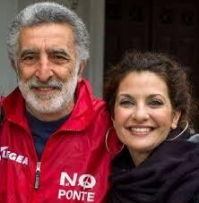 Messina, 02/05/2013 - Lucy Fenech, altra new entry per la lista Cambiamo Messina dal Basso del candidato sindaco Renato Accorinti. - lucy%2Be%2Brenato