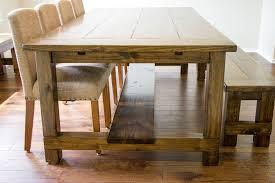 view carroll farm dining table