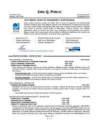 quality assurance resume example resume samples it quality    quality assurance supervisor resume example sample software quality assurance supervisor    resume samples it quality qa