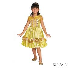 petit dream belle princess girls tutu dress gloves set yellow fairy beautiful costume for cosplay party