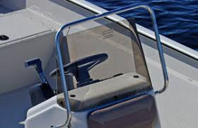 boat hand rail center stanchion stainless steel top cap fitting marine steel universal for