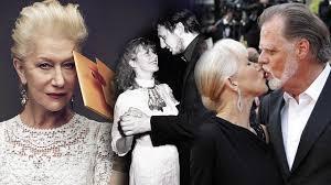 Helen Mirren Family Photos | Ex Husband Liam Neeson | Helen ...
