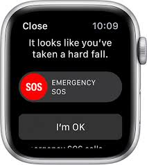 Use <b>fall</b> detection with Apple Watch - Apple Support