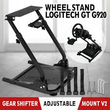 <b>Self Career Race Steering Wheel</b> Support for Logitech G25 G27 ...