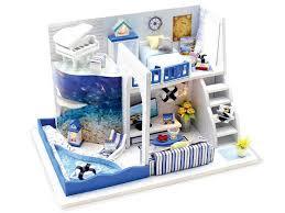 <b>Конструктор DIY House</b> Морской бриз - Чижик