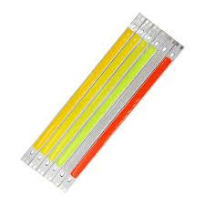 200mm <b>Led</b> Bar Light <b>12V</b> Cob <b>Led</b> Lamp 10W Blue <b>Red Green</b> ...