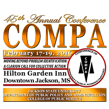 jackson state university dept of public policy administration compa logo final