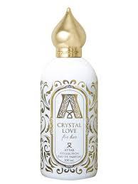 <b>Crystal Love</b> for Her Eau de Parfum 100 ml