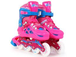 <b>Коньки START UP TOP</b> р S 31 34 Pink - Чижик