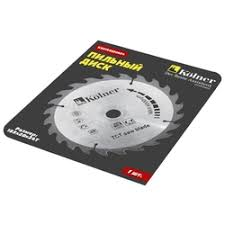 Пильные <b>диски Kolner</b> — купить на Яндекс.Маркете