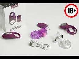 <b>Эрекционные кольца с вибрацией</b> недорого онлайн
