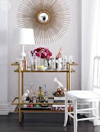 check us out featured in style at home magazines highlow story our pink check 35 home bar