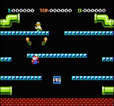 Mario Bros (Mame)