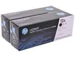 Тонер-картридж HP 12A Q2612AF для HP LJ 1010/1012 ... - Нотик