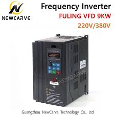 2019 <b>Fuling 9kw VFD Frequency</b> Converter Inverter For 9kw 220v ...