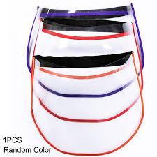Ustyle Color Random Adjustable Full <b>Face Protection</b> Shield ...