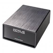 <b>Octave</b> Phono EQ.2 <b>Black</b> Фонокорректор - Купить в SalonHiFi.ru