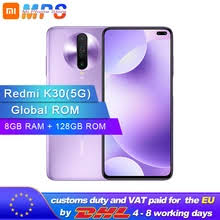 <b>xiaomi redmi k30</b> 5g global