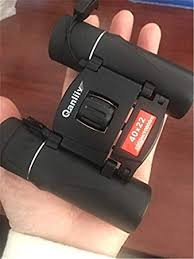 Qanliiy <b>Binoculars Mini</b> Dual Focus Compact 20 times and 40 times ...