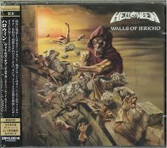 <b>Helloween</b> - <b>Walls</b> Of Jericho (2015, CD) | Discogs