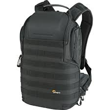 <b>Lowepro ProTactic BP 350</b> AW II Camera & Laptop Backpack - Black