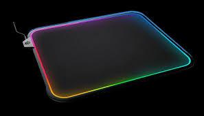 <b>Коврик Steelseries QcK Prism</b> для мыши, черный