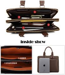 Aliexpress.com : Buy New Luxury <b>Cow Genuine Leather Business</b> ...