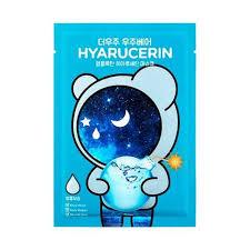 <b>The Oozoo</b> Bear <b>Hyarucerin Ampoule</b> Mask – HORO.co.nz