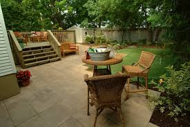 working creating patio: deck vs patio what is best for you