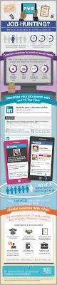 10 tips for finding a job using social media infographic job hunting social media
