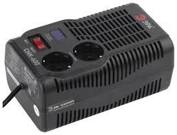 <b>Стабилизатор напряжения</b> однофазный <b>ЭРА СНК</b>-<b>600</b> — купить ...