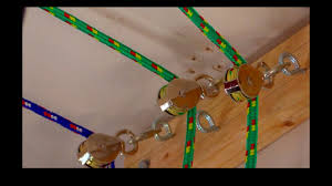 HOW TO: Create a Garage <b>Pulley Storage</b> System - YouTube