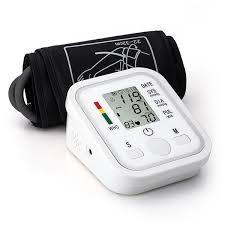 Household <b>Automatic Digital Arm Blood</b> Pressure Monitor BP ...
