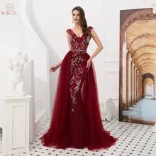 Best value Wine Red Mermaid Prom Dress – Great deals on Wine ...
