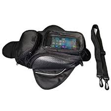 Motorcycle Gas Oil Fuel Tank Saddle Bag Magnetic ... - Amazon.com