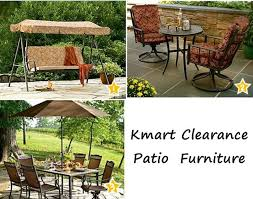 affordable patio furniture sets kmart clearance