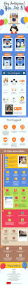 infographic what does instagram look like at years old you are 5 gifographic