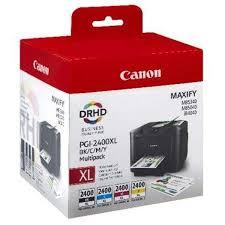 <b>Набор картриджей Canon PGI-2400XL</b> BK/C/M/Y (9257B004 ...