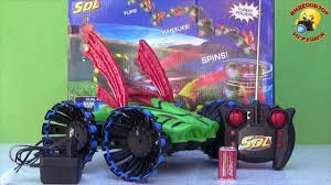 <b>Перевёртыш внедорожник SDL Super</b> Speed Stunt Car - YouTube
