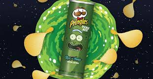 Pringles and '<b>Rick and Morty</b>' Are Making '<b>Pickle</b> Rick' Chips - Eater
