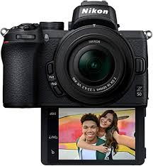 Z 50 DX-format Mirrorless Camera Body w/ NIKKOR Z ... - Amazon.com