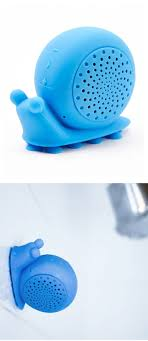 shower radio review guide x: bluetooth shower speaker creatures snails octopus amp turtles this is awesome