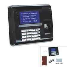aux rs485 inbio460 fingerprint reader 4 doors gate opener
