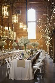 indoor winter barn wedding ideas with lights barn wedding lights