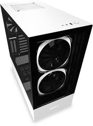 Купить <b>Корпус</b> ATX <b>NZXT H510 Elite</b> CA-H510E-W1, белый в ...