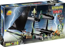 Купить <b>COBI</b> Monsters vs. Zombies <b>Ghost Ship</b> Building Set на eBay ...