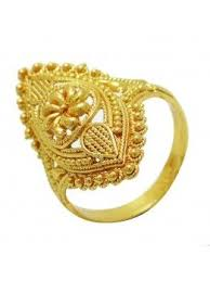 Bollywood <b>Indian Ethnic Gold</b> Plated Ring New <b>Traditional</b> Jewelry ...