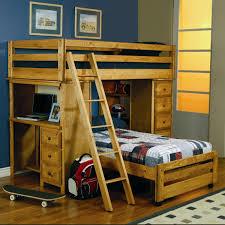 furniture original lacquer teenage loft amazing loft bed desk
